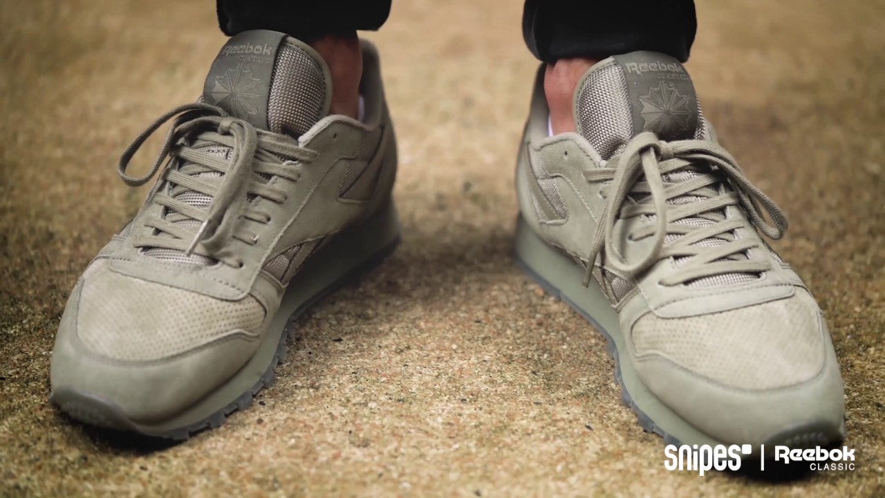 SNIPES   Reebok Classic Leather