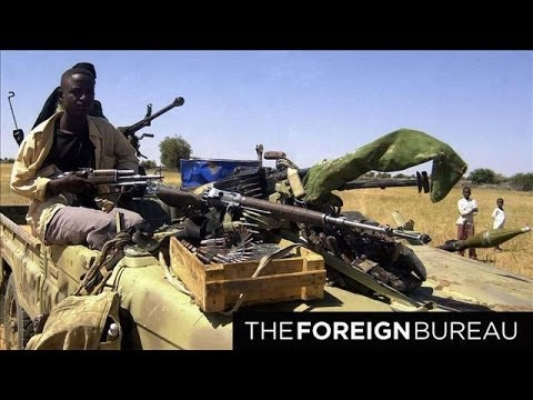 Tracking African War Zones | The Foreign Bureau