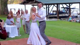 Dan and Lanae (Olsen) Hamilton Wedding