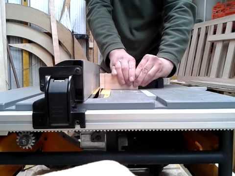 Cómo hacer ensamble de espiga y cajón fácilmente