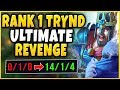 Killing 1 tryndamere world only makes him 100x stronger crushing trash talker league of legends mp3-mp4 indir