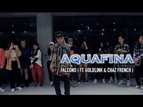 AQUAFINA - FALCONS(FT. GOLDLINK & CHAZ FRENCH) / HONEY J CHOREOGRAPHY