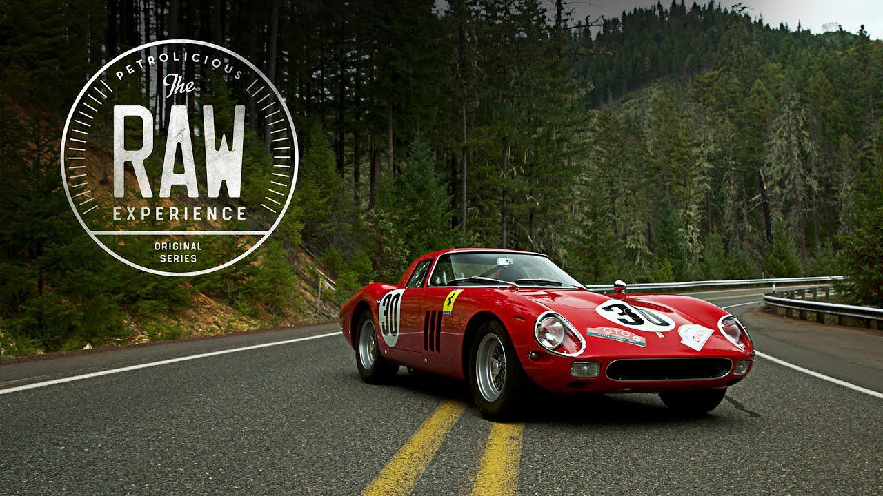 7 Minutes Of Pure Ferrari 250 GTO Hillclimb Bliss - YouTube