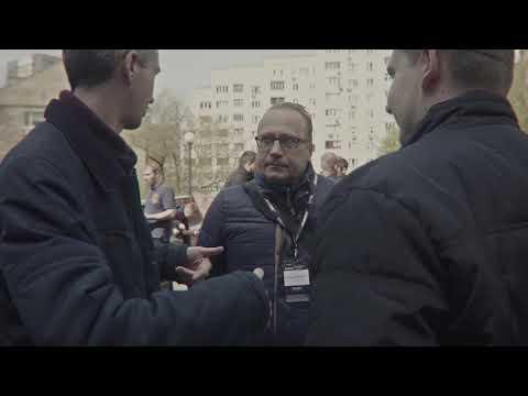 Complex-V ShowMatch Training Event in Ukraine