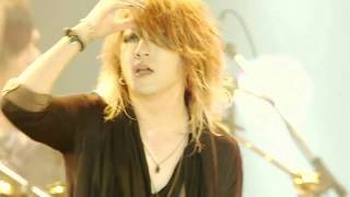 THE GAZETTE - FILTH IN THE BEAUTY [LIVE Inazuma Rock Fest 2011]