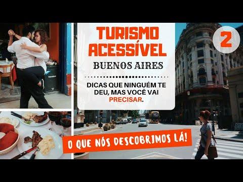 BUENOS AIRES #2| O Que Você Precisa Saber - Turismo Acessível