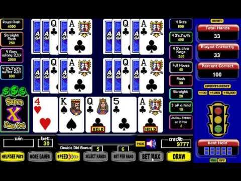 Free super times triple play video poker poker pourcentage de reussite