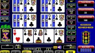 Video Poker Part 5 - Super Times Pay