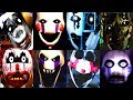30 MARIONETTE JUMPSCARES! | Iulitm | FNAF Fan Games
