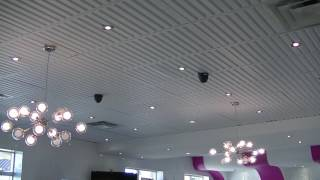 Retail Store Security Camera Installation by A.S. SECURITY & SURVEILLANCE