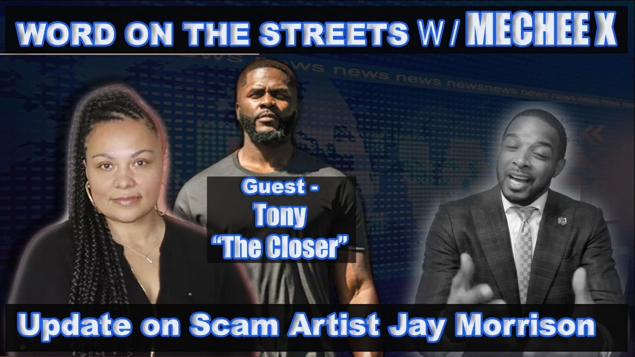 Tony the closer joins us for updates on Jay Morrison protest, law suit, SEC report and more.