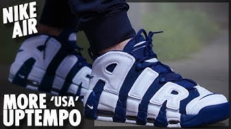 Nike Air More Uptempo 'USA' 2020