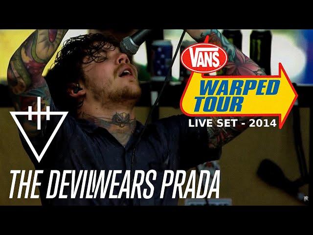 The Devil Wears Prada - Warped Tour 2014 (Full Set)