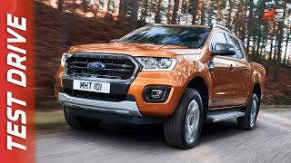 NEW FORD RANGER 2019 - FIRST TEST DRIVE