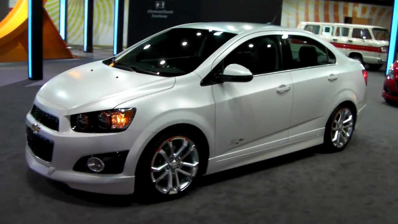 2015 chevy sonic ltz turbo sedan