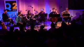 Hospitality and Pannonia - Nightingale (Live)