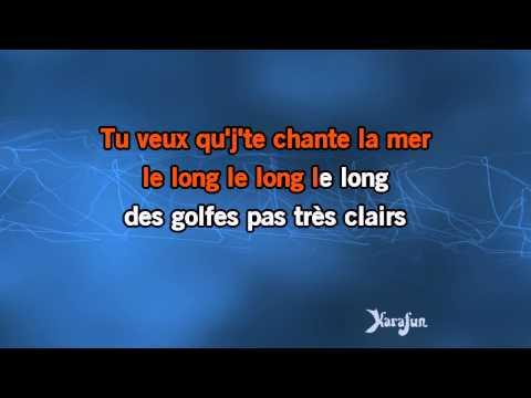 Karaoké Gaby, oh Gaby (Remix 1991) - Alain Bashung *