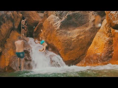 Lake Shasta Natural Water Slide