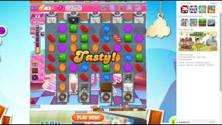 candy crush saga level 1447 no booster 3 stars 50 k pts
