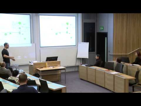 BRENDAN BAKER - Anatomy of a Seed - Silicon Valley comes to Oxford 2013