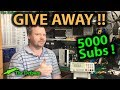 🔴 #453 Multimeter GIVE AWAY ! -  Nearly 5000 Subscribers  !