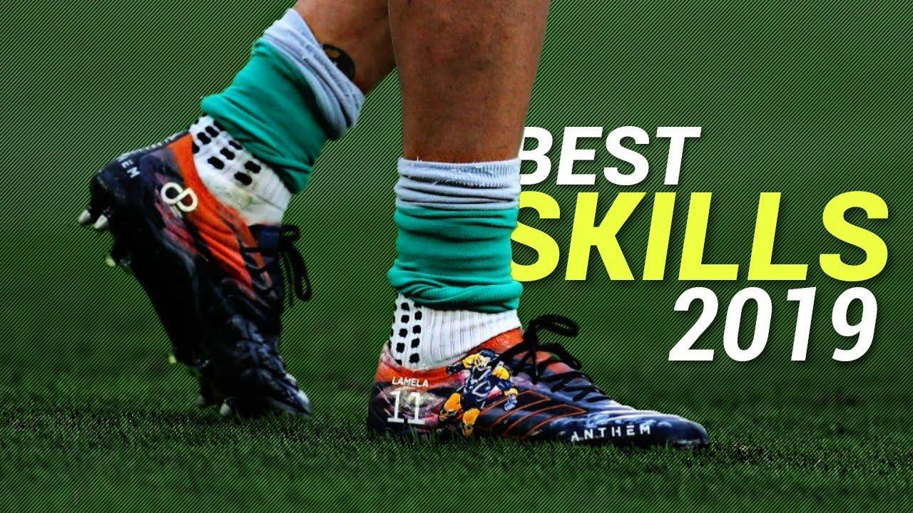 Best Football Skills 2019 #12