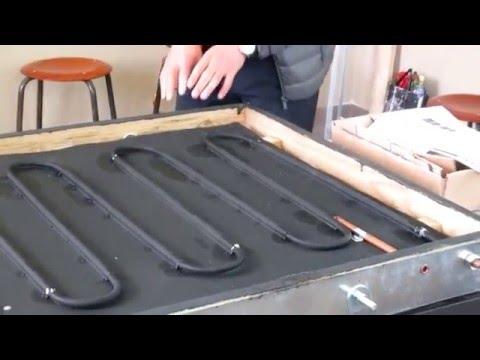 0 - Сонячний водонагрівач своїми руками