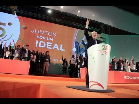 Intervenção de Rui Rio no encerramento do 25º Congresso Nacional da JSD