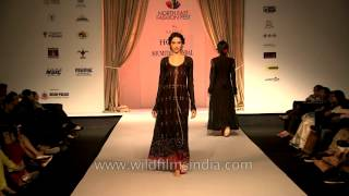 Indian bridal wear collections: At North East Fashion Festival