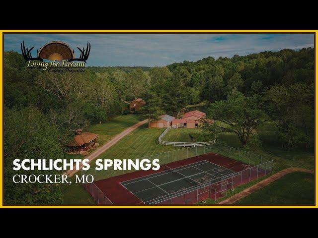Schlichts Springs | Crocker, Missouri