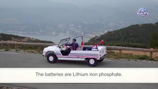 EDEN Mehari Electric Car