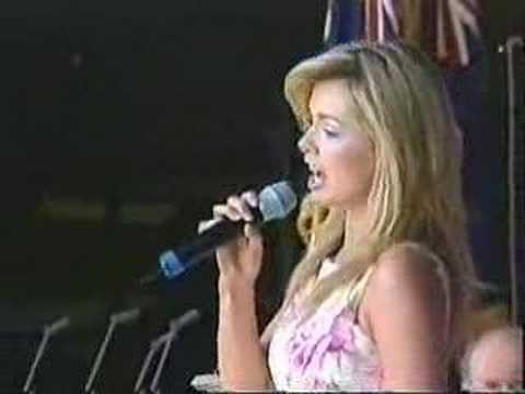 I vow to thee my country ,Katherine Jenkins