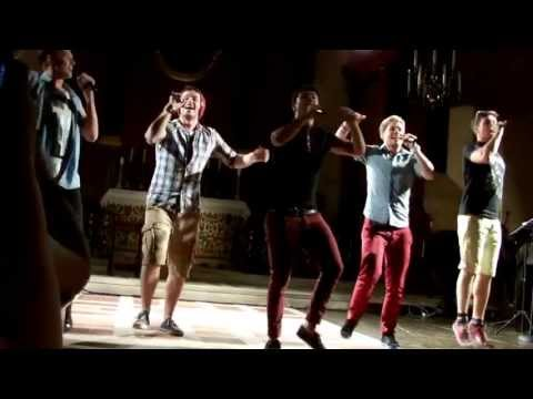 What Makes You Beautiful One Direction (cover) sung by West End actors
