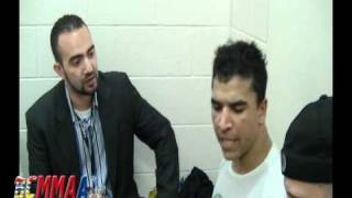 "BFL 7: Post fight Interview with Marcus ""Lelo"" Aurelio (AXE Capoeira Vancouver)"