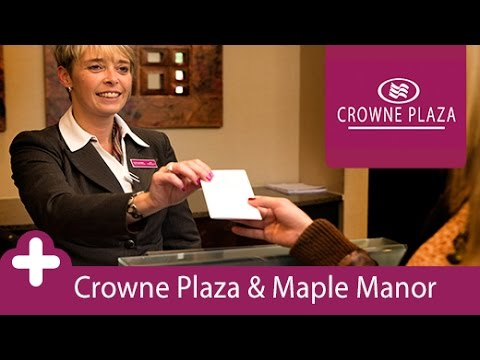 Gatwick Crowne Plaza Hotel with Maple Manor parking | Holiday Extras
