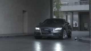 CES 2013 - Audi Automated Parking technology