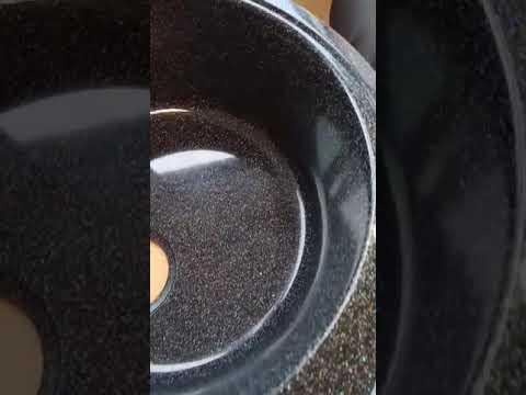 Глянцевые кухонные мойки Elmar с эффектом мерцания