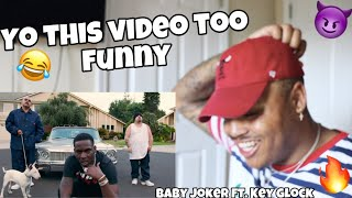 Young Dolph, Key Glock - Baby Joker (Official Video) REACTION   JessieT Tv
