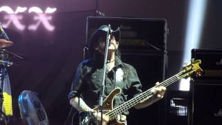 Motörhead - The Chase Is Better Than The Catch Porto Alegre 2015 Monsters Tour