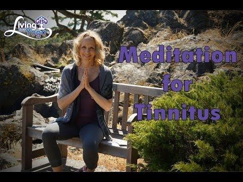 Meditation for Tinnitus