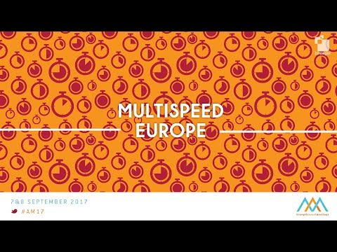 Multispeed  Europe - Bruegel Annual Meetings 2017
