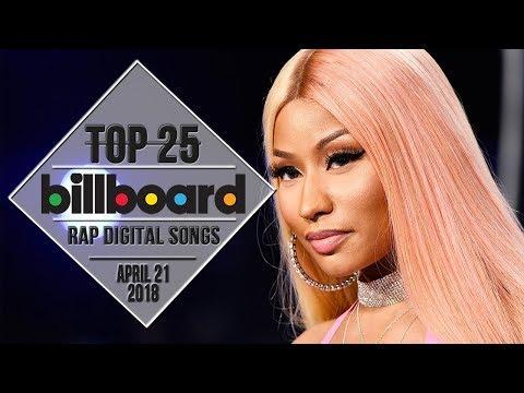 Top 25 • Billboard Rap Songs • April 21, 2018 | Download-Charts