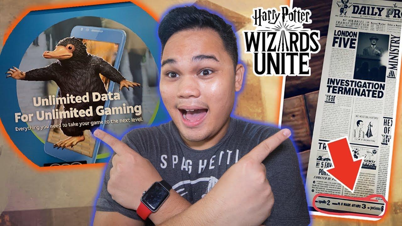 wizards unite release
