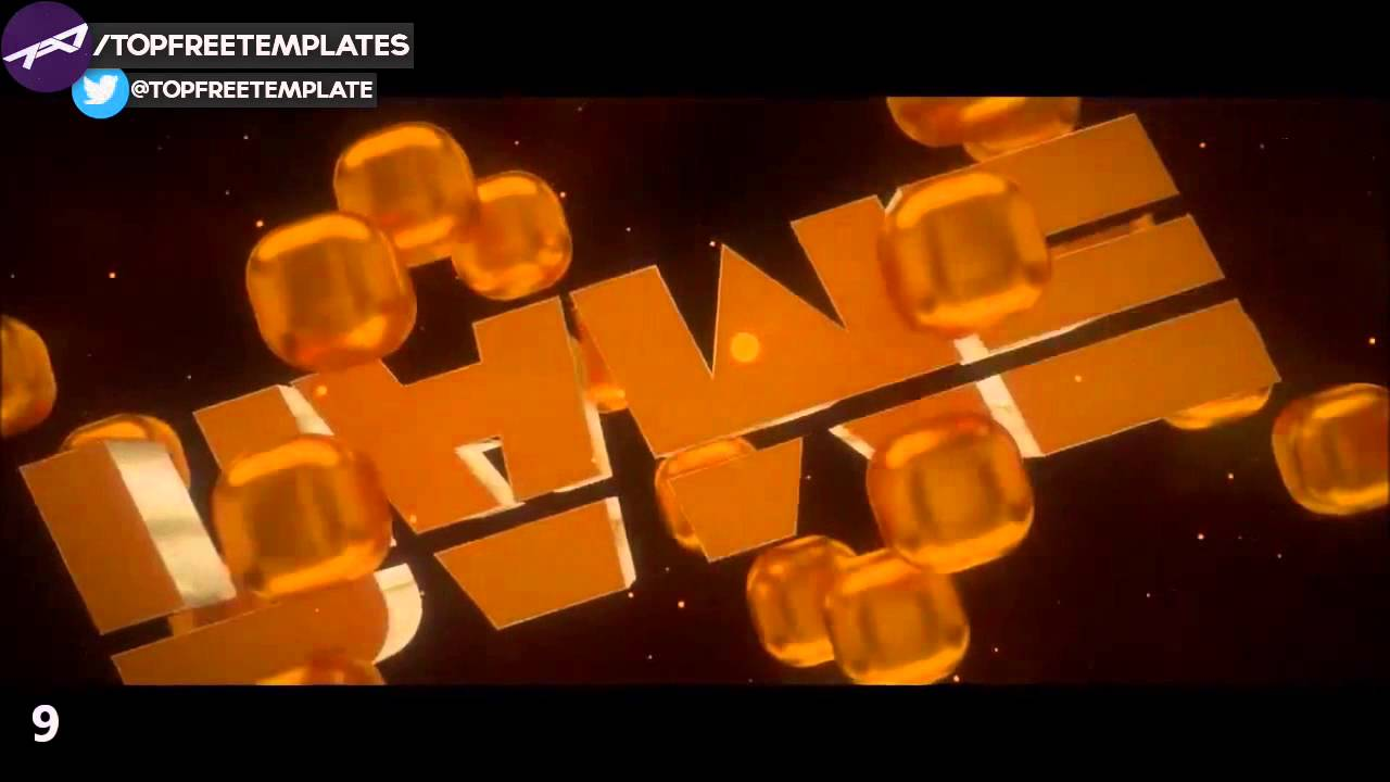 Top 20 Free Blender Intro Template Best Templates 2017 You