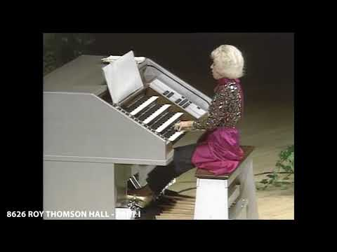 ROY THOMSON HALL - PART I (The Joy Of Music With Diane Bish)