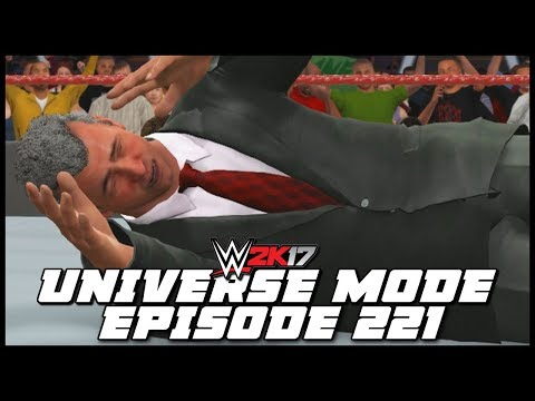 WWE 2K17 | Universe Mode - 'WHERE'S BROCK?!' | #221