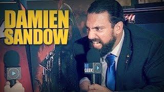 WWE : Damien Sandow calls John Cena an Ignoramus
