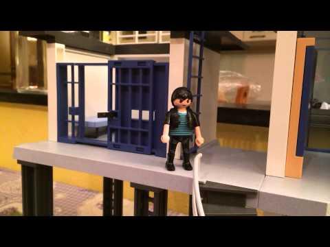 Nella prigione Playmobil