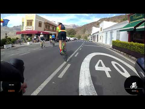 Gran Canaria Cycling in November 2017
