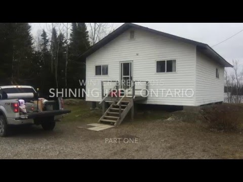 Winter Break 2015 Cottage Trip - Part One (The Cabin) from YouTube · Duration:  3 minutes 5 seconds